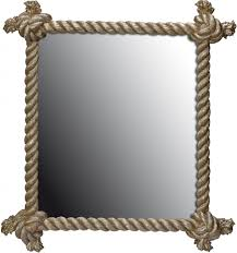 Nautical Wall Mirrors Silver Bathroom Mirror Dact Us