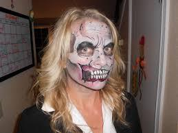 child zombie face paint face paint u0026 fantasy makeup pinterest