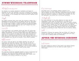 Simple Wedding Ceremony Program Get With The Ceremony Program