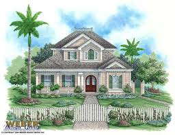 key west house plan weber design group naples fl