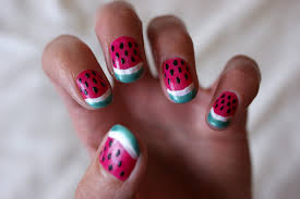 tips of techniques for water nail art the coolest nail art