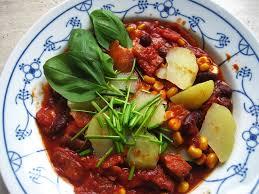 plat d automne cuisine photo gratuite plat d automne stew tomate maïs image gratuite