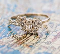 cluster rings best 25 cluster engagement rings ideas on diamond