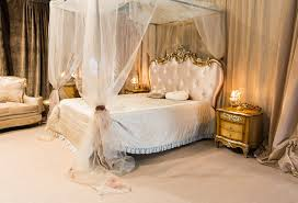 canopy bed sheer curtains genwitch