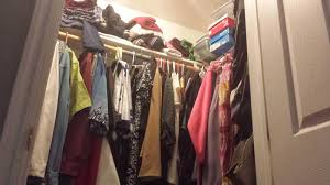 a named michael organizing my closet part 1 or is 49