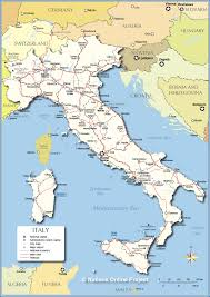 Italy Time Zone Map by Geography Biomes And Anthromes About Italy Italy Geography