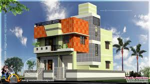 flat roof house tamilnadu style kerala home design and floor plans