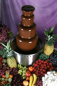 chocolate rentals chocolate chaign machine party rentals in miami