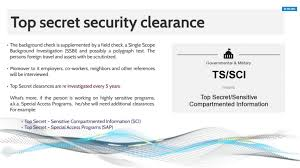 the increasing levels of secrecy for special access programs u2013 the