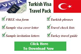 ideas collection sample covering letter for turkish visa in letter