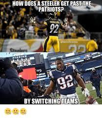 Anti Steelers Memes - 25 best memes about steeler steeler memes
