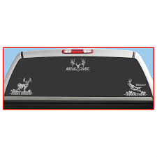 hunting truck decals hunting truck decals 139658 window graphics at sportsman u0027s guide
