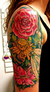 samoan flower tattoo designs tattoo art design ideas