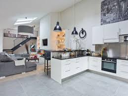 deco salon ouvert sur cuisine salon ouvert sur cuisine inspirations avec deco maison cuisine