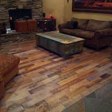 hardwood floors detail of reclaimed mixed hardwood
