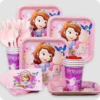 Sofia The First Birthday Decorations Sofia The First Birthday Party Supplies Wholesalepartysupplies Com