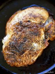 savory roasting pan roasted turkey breast recipe add a pinch