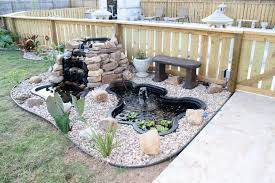 backyard fish pond my garden pinterest fish ponds backyard