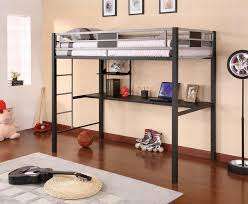 Twin Size Loft Bed With Desk by Twin Size Loft Bed With Desk Wood U2013 Home Improvement 2017 Best