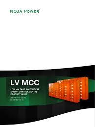 switchgear smart grid lv mortor control centre brochure