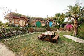 real hobbit house hobbit house vacation cool vacation homes