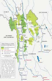 Rivers In China Map Plateau Maps Meltdown In Tibet