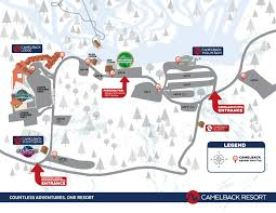 New York Ski Resorts Map by Ski New York Skiing And Snowboarding Maps U0026 Directions