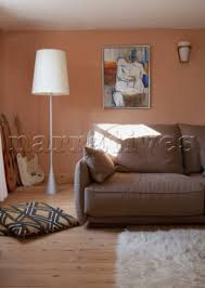light brown living room brown and peach furniture light brown sofa in peach living room