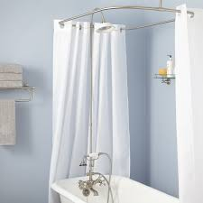 english shower conversion kit with hand shower porcelain shower