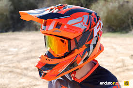 motocross helmet review enduro21 tested fxr blade carbon helmet and mission racewear