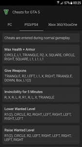 cheats for gta 5 ps4 xbox 360 cheats for gta 5 1 0 baixar apk para android aptoide