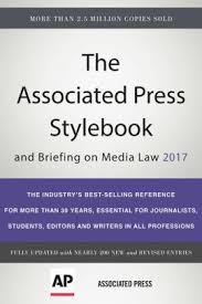 Student Discount Barnes And Noble The Associated Press Stylebook 2017 And Briefing On Media Law By