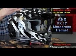 motocross helmet review 2014 afx fx 17 motocross helmet review at mxmegastore com youtube