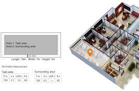 Create An Office Floor Plan Office Lighting U2013 Lucky Led Technologies Deutschland Gmbh