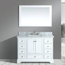 Double Basin Vanity Bathroom Sink And Mirrorbathroom Sink Vanity Set With Mirror