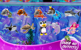 my dolphin show sea animal game for girls and boys and kids