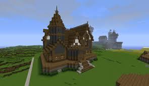 victorian house minecraft build building plans online 47495