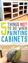 Bathroom Cabinet Paint Color Ideas Best 25 Painting Bathroom Cabinets Ideas On Pinterest Paint