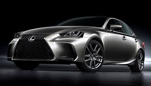 lexus is a visual comparison between the 2017 lexus is and its predecessor