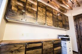 rustic barn wood kitchen cabinets the spencer companies reclaimed barn wood cabinets porter