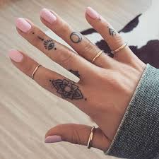 flower tattoo ring 1001 ideas for beautiful flower tattoos and their secret meaning