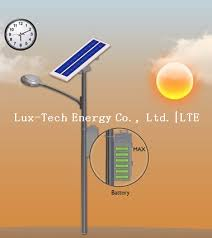 how do street lights work solar street light and solar garden light and solar bollard light