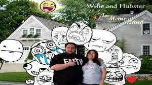 Meme Land - hubster visits facebook in meme land youtube