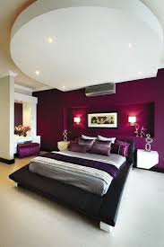 Dark Purple Bedroom Walls - hd color purple u0026 white bedroom purple and gray bedroom ideas