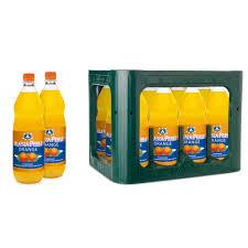 Mineralquellen Bad Liebenwerda Alasia Orange Limonade Mit Fruchtgeschmack Alkoholfreie