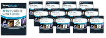 guide to working with visual logic torrent testing solutions u0027 30 day guide to mcat cars success student