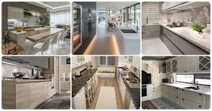best modern kitchen cabinet colors 23 best modern kitchen design ideas that will inspire you