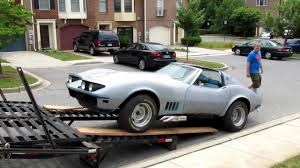 corvette project for sale 1969 corvette project part 1