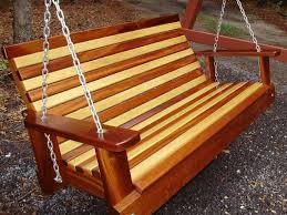 cypress wood porch swing frame u2014 jbeedesigns outdoor cypress