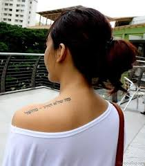 49 extraordinary quote tattoos on shoulder